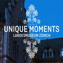Unique Moments – Musikfestival im Landesmuseum Zürich