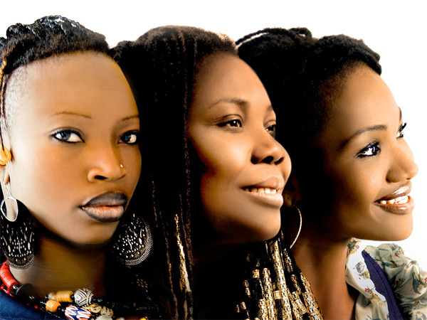 Acoustic Africa - Women's Voices - Acoustic Africa - Women's Voices