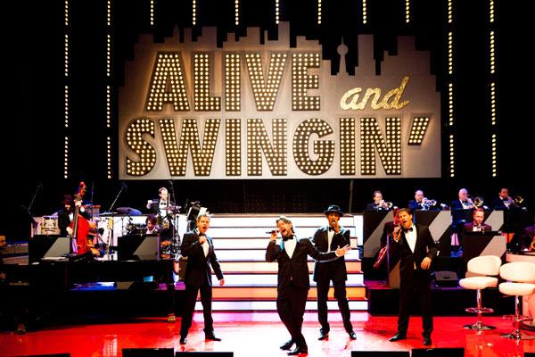 Alive And Swingin Ticketcorner