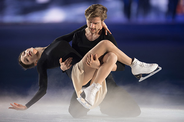 Art on Ice - Art on Ice 2018 - Meryl Davis & Charlie White