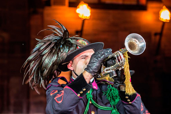 Basel Tattoo - Basel Tattoo 2015