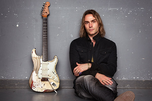 Blues Festival Basel - Blues Festival Basel 2017 - Philip Sayce