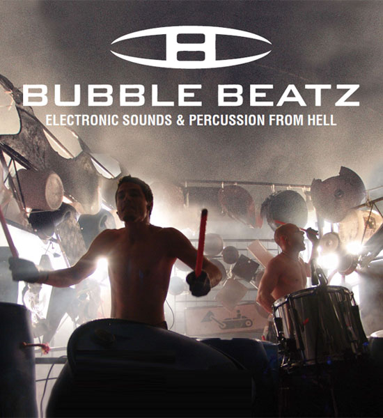Bubble Beatz - Transformed And Mutated