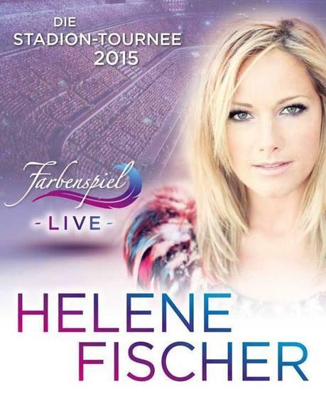 Helene Fischer - Stadion-Tournée 2015 - helene-fischer-stadion-tournee-2015