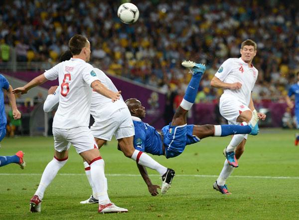 Italienische Fussballliga