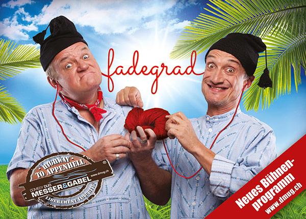 Comedy-Duo Messer & Gabel Tickets