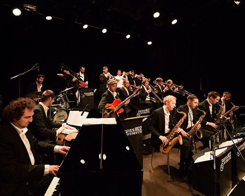 Moments of Music - Moments of Music - Swiss Jazz Orchestra