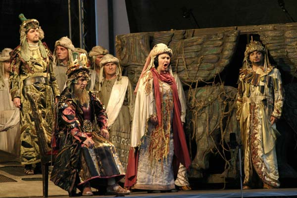 Nabucco - Open Air  - Nabucco Open Air