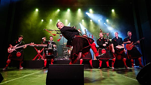 Red Hot Chilli Pipers - Red Hot Chilli Pipers