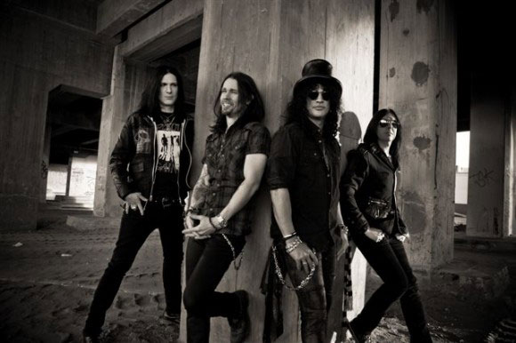 Slash - Slash Band 2012