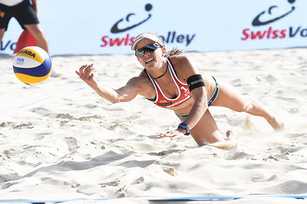 Swatch Beach Volleyball Major Series - Gstaad Major - Swatch Beach Volleyball Major Series 2016