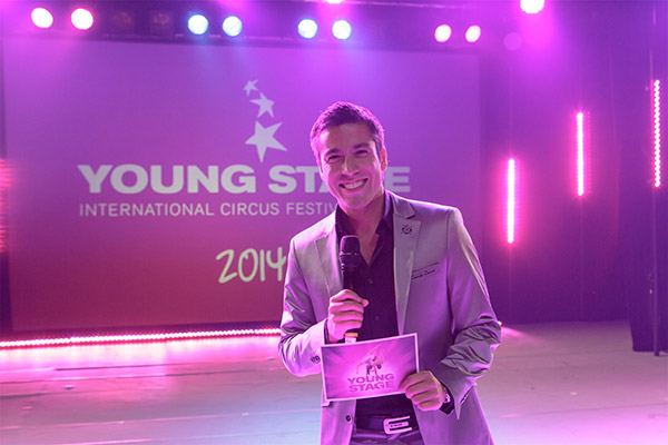 YOUNG STAGE - International Circus Festival Basel  - Young Stage 2014