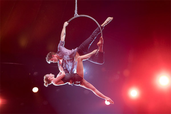 YOUNG STAGE - International Circus Festival Basel  - Young Stage 2017