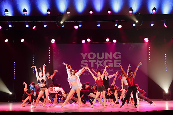 YOUNG STAGE - International Circus Festival Basel  - Young Stage 2016