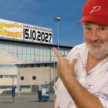 Peach Weber 2027 - Guinness-Weltrekordversuch