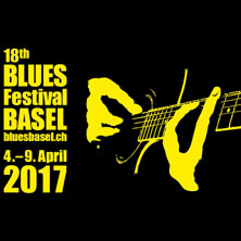 18th Blues Festival Basel - Tickets
