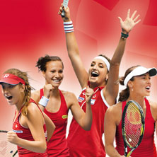 Fed Cup 2017 - Tickets