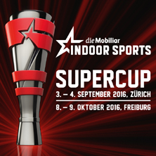 Indoor Sports Supercup 2016 - Tickets