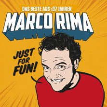 Marco Rima - Just for Fun!
