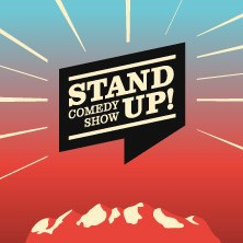 STAND UP! Comedy Show 2017: BEST SEAT - Tickets