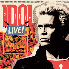 Billy Idol - Zürich