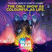 Blue Man Group - Lausanne