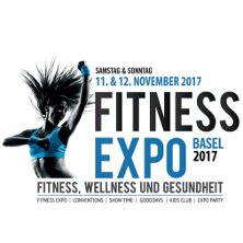 Tageskarte Sonntag Fitness Expo Basel 2017