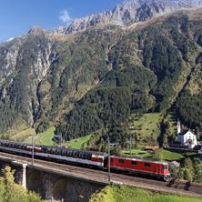 Führerstandsfahrt ab Bellinzona 2019 (PanoramaExpress)