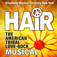 Hair - Broadway Musical Company New York