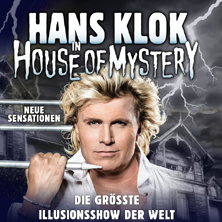 Hans Klok - House of Mystery 2018