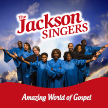 The Jackson Singers - Amazing World of Gospel