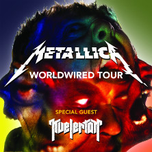 Metallica: WorldWired Tour - Tickets