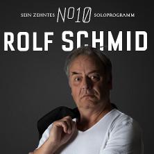 Rolf Schmid - No 10