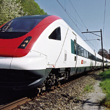 Führerstandsfahrt ab Genf