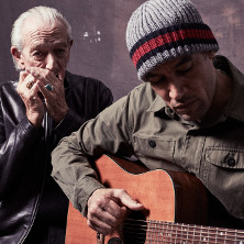 image for event Ben Harper and Charlie Musselwhite