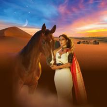 Cavalluna 2019/20 - Legende der Wüste