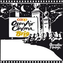 Coop Open Air Cinema Brig 2019