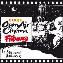 Coop Open Air Cinema Fribourg 2019