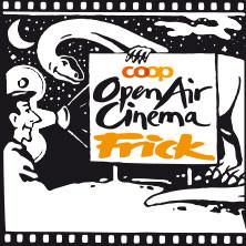 Coop Open Air Cinema Frick 2019