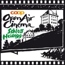 Coop Open Air Cinema Schloss Heidegg 2019