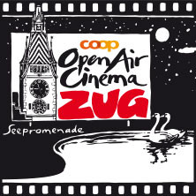 Coop Open Air Cinema Zug 2019