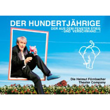Förnbacher - DER HUNDERTJÄHRIGE, DER AUS DEM FENSTER STIEG - UND VERSCHWAND....!