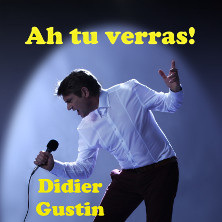 Didier Gustin in GENF, 16.03.2019 - Tickets -