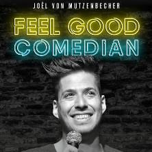Joël von Mutzenbecher - Feel Good Comedian