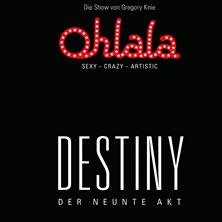 Ohlala - SEXY - CRAZY - ARTISTIC 2019
