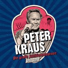 Peter Kraus - Die grosse Jubiläumstour
