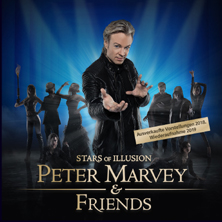 Peter Marvey & Friends - Magieshow 2019