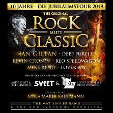 Rock meets Classic 2019 in Zürich, 06.03.2019 - Tickets -