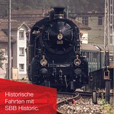 SBB Historic-Fahrten 2019
