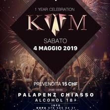 1 Year celebration Project K&M